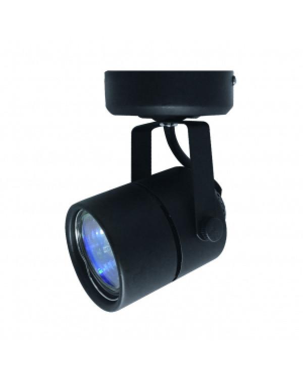OL4 GU10 BK Светильник ЭРА Накладной, черный (50/900), OL4 GU10 BK