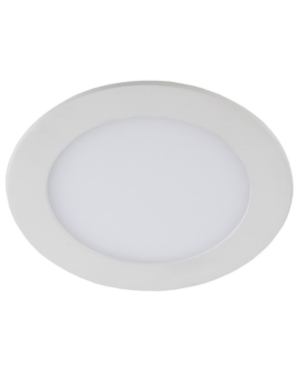 LED 1-6-6K Светильник ЭРА светодиодный круглый LED 6W 220V 6500K (40/1120), LED 1-6-6K