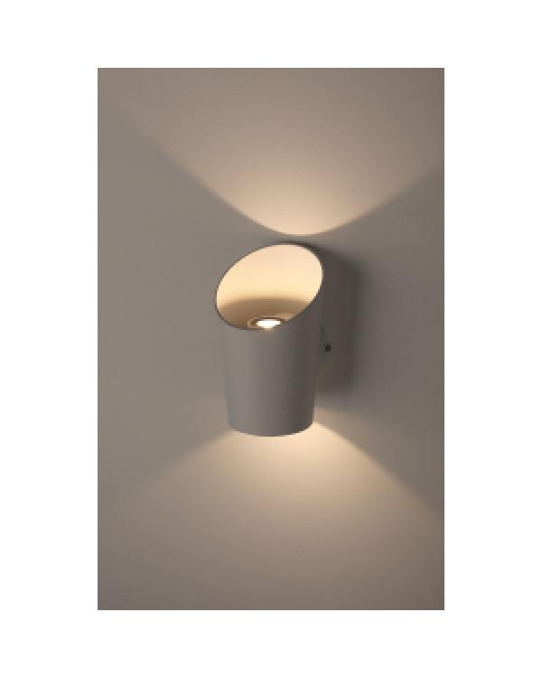 WL4 WH Подсветка ЭРА Декоративная подсветка светодиодная 2*3Вт IP 20 белый (20/360), Б0034601