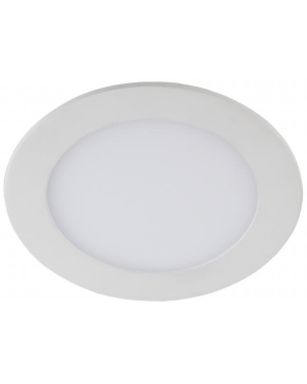 LED 1-6-6K/1 Светильник ЭРА LED 1-6-6K/1 Светильник ЭРА светодиодный круглый LED 6W 220V 6500K (40/