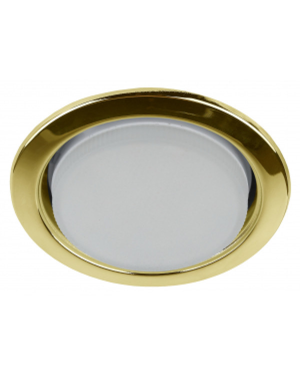 KL35 GD eco Светильник ЭРА KL35 GD есоСветильник ЭРА под лампу Gx53,220V,13W ,золото (80/960) (80/11, KL35 GD (б/к)