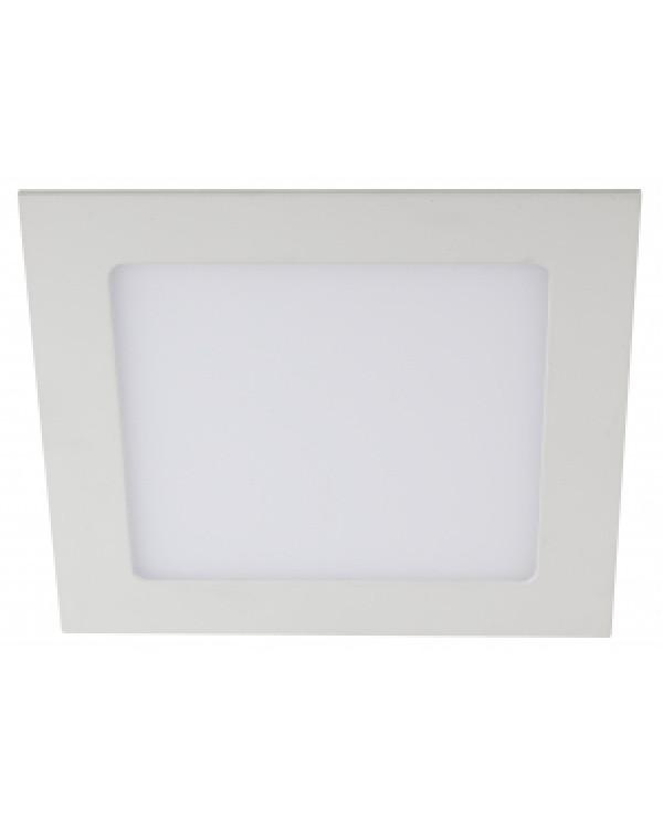 LED 2-3-4K Светильник ЭРА светодиодный квадратный LED 3W 220V 4000K (100/1400), LED 2-3-4K