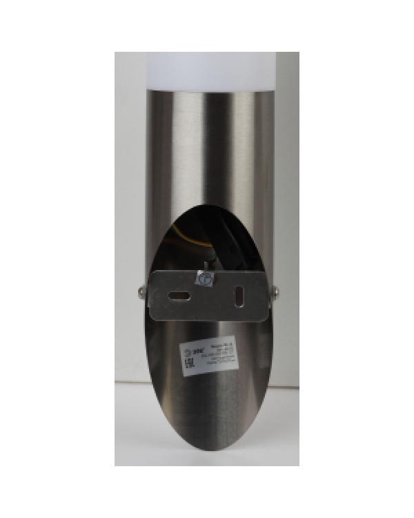 WL18 Подсветка ЭРА Декоративная подсветка E27 MAX40W IP44 хром/белый (20/300), Б0034618