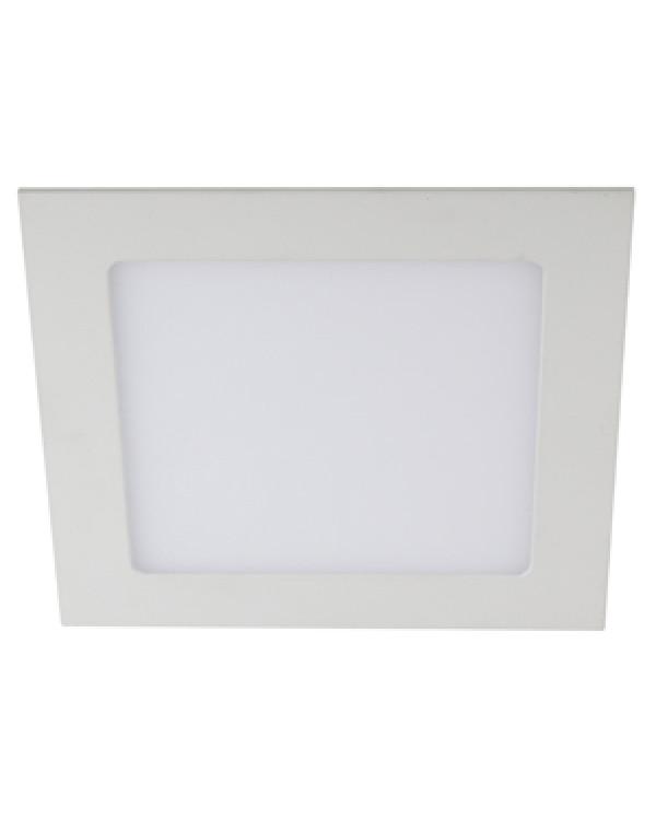 LED 2-12-4K Светильник ЭРА светодиодный квадратный LED 12W 220V 4000K (30/630), LED 2-12-4K