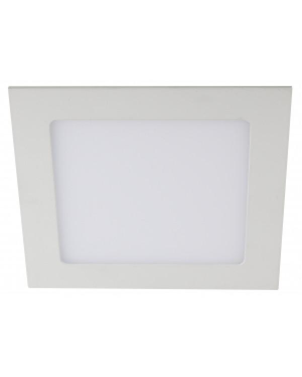 LED 2-12-4K/1 Светильник ЭРА LED 2-12-4K/1 Светильник ЭРА светодиодный квадратный LED 12W 220V 4000K, LED 2-12-4K/1