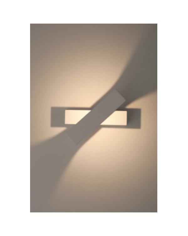 WL2 WH Подсветка ЭРА Декоративная подсветка светодиодная 6Вт IP 20 белый поворотный (20/720), Б0034597