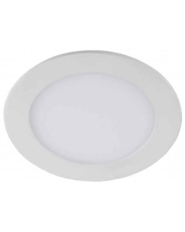 LED 1-3-4K Светильник ЭРА светодиодный круглый LED 3W 220V 4000K (100/1800), LED 1-3-4K