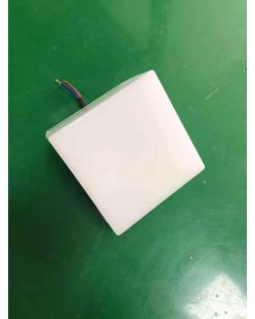 Светящийся соединительный модуль ЭРА SML-AC-W-6K-04 для светильников SML 3Вт 6500K 270Лм квадрат белый