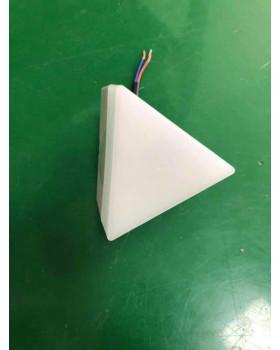 Светящийся соединительный модуль ЭРА SML-AC-W-6K-03 для светильников SML 3Вт 6500K 270Лм треугольник белый