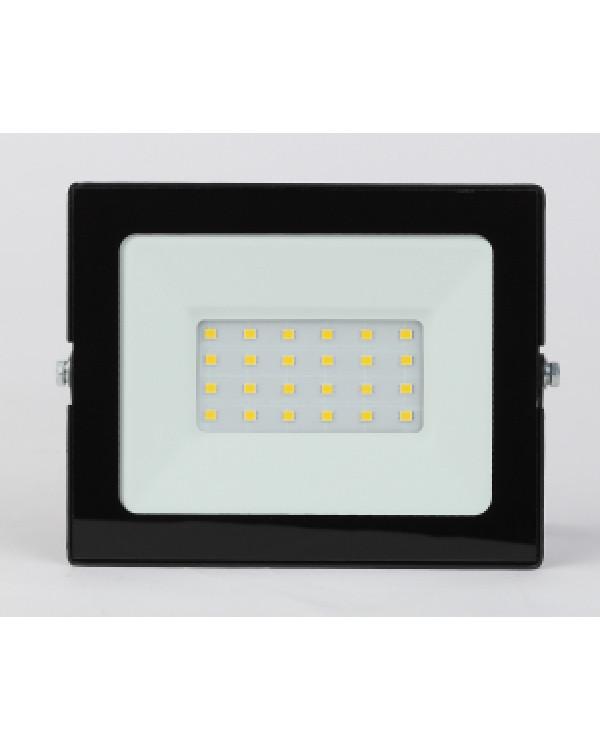 LPR-021-0-40K-030 ЭРА Прожектор светодиодный уличный 30Вт 2400Лм 4000К 139х104х35 (50/1200), LPR-021-0-40K-030
