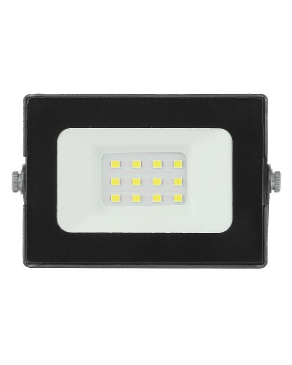 LPR-021-0-65K-010 ЭРА Прожектор светодиодный уличный 10Вт 800Лм 6500К 92x65x35 (80/2000), LPR-021-0-65K-010