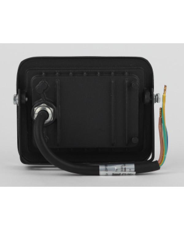 LPR-061-0-65K-010 ЭРА Прожектор светодиодный уличный 10Вт 950Лм 6500К 100x80x26 (80/2000), LPR-061-0-65K-010