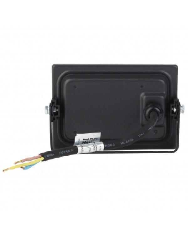 LPR-021-0-65K-030 ЭРА Прожектор светодиодный уличный 30Вт 2400Лм 6500К 139x104x35 (50/1200), LPR-021-0-65K-030