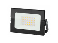 LPR-021-0-30K-020 ЭРА Прожектор светодиодный уличный 20Вт 1600Лм 3000К 125х85х50 (80/1280)