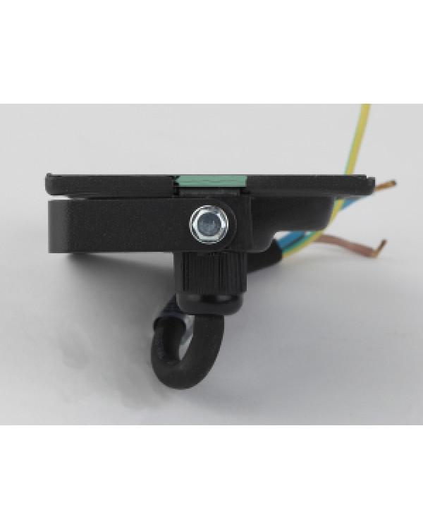 LPR-021-0-30K-020 ЭРА Прожектор светодиодный уличный 20Вт 1600Лм 3000К 125х85х50 (80/1280), LPR-021-0-30K-020