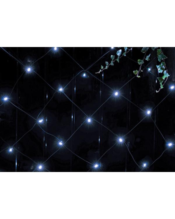 ERASS024-15 ЭРА Сеть 150 LED на солнечной батарее холодный свет 2м*1,35м (24/432), ERASS024-15