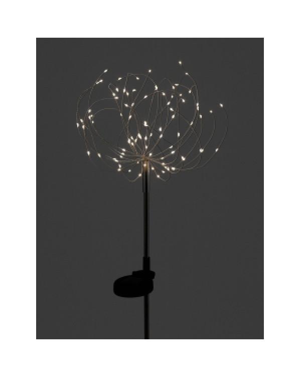 ERAUF024-01 ЭРА Садовый светильник Фейерверк на солнечной батарее (24/432), ERAUF024-01