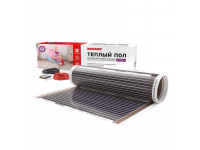 Пленочный теплый пол REXANT Ultra RXM 220 10 м2 / 0,5 х 20 м/ 2200 Вт