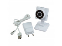 Беспроводная камера WiFi Smart 1.0Мп (720P), объектив 2,8 мм., ИК до 10 м.