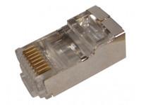 Rexant Разъем RJ-45(8P8C) под витую пару, FTP, категория 5e