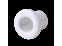 WL18-18-01/ Втулка для вывода кабеля из стены 2 шт. (белый) Ретро