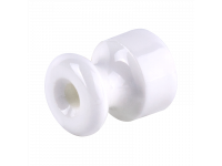 WL18-17-01/ Комплект изоляторов с крепежом 50 шт. (белый) Ретро