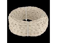 Ретро кабель витой 2х1,5 (песочный) 20м