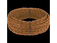 Ретро кабель витой 2х1,5 (медный) под заказ