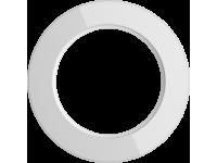 WL21-frame-01/ Рамка на 1 пост (Белый)