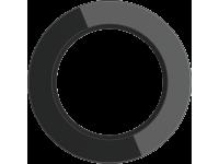 WL21-frame-01/ Рамка на 1 пост (Черный)